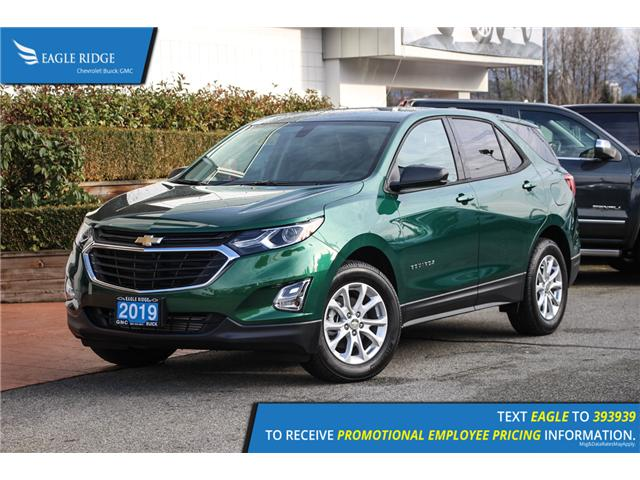 2019 Chevrolet Equinox LS (Stk: 94619A) in Coquitlam - Image 1 of 16