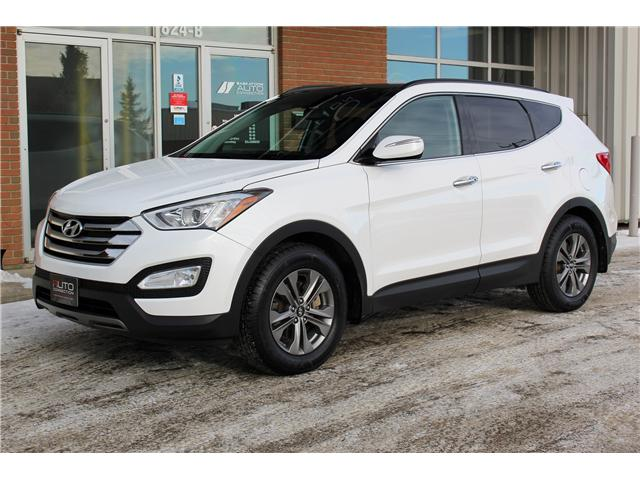 2015 Hyundai Santa Fe Sport 2.4 Premium (Stk: 259407) in Saskatoon - Image 1 of 25