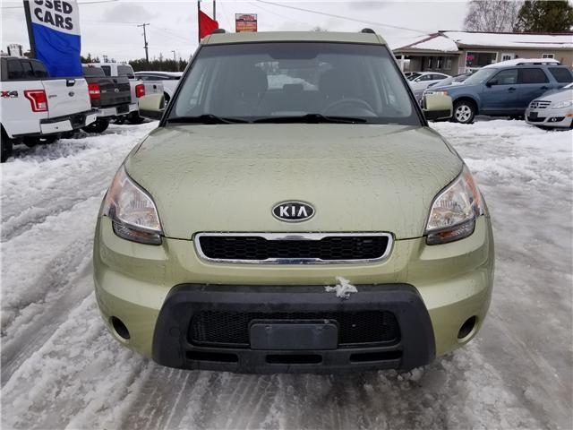 2011 Kia Soul 2.0L 2u (Stk: ) in Kemptville - Image 2 of 17