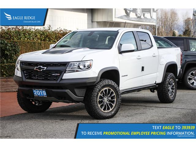 2019 Chevrolet Colorado ZR2 (Stk: 96032A) in Coquitlam - Image 1 of 18