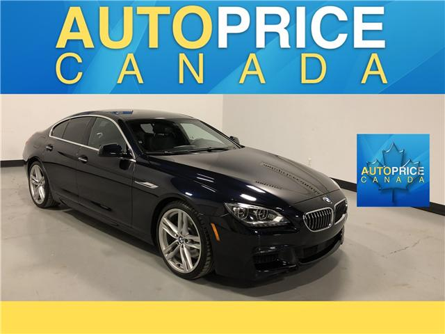 2014 BMW 640i xDrive Gran Coupe (Stk: W0073) in Mississauga - Image 1 of 30
