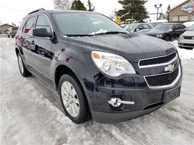2011 Chevrolet Equinox 1LT (Stk: ) in Kemptville - Image 1 of 18