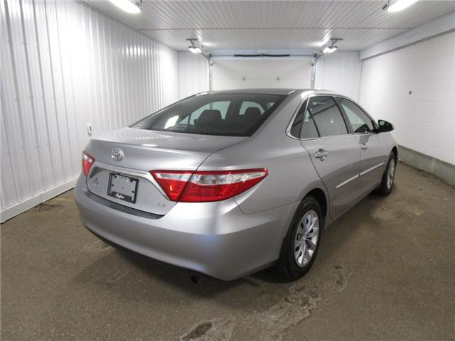 2017 Toyota Camry LE (Stk: 126810) in Regina - Image 4 of 29