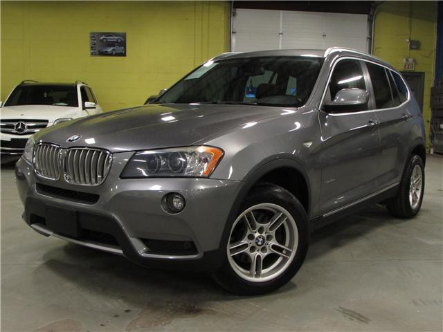2011 BMW X3 xDrive35i (Stk: C5392) in North York - Image 1 of 18