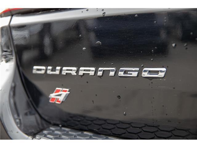 2018 Dodge Durango R/T (Stk: EE900640) in Surrey - Image 6 of 26