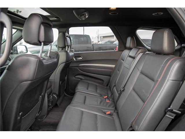 2018 Dodge Durango R/T (Stk: EE900640) in Surrey - Image 10 of 26