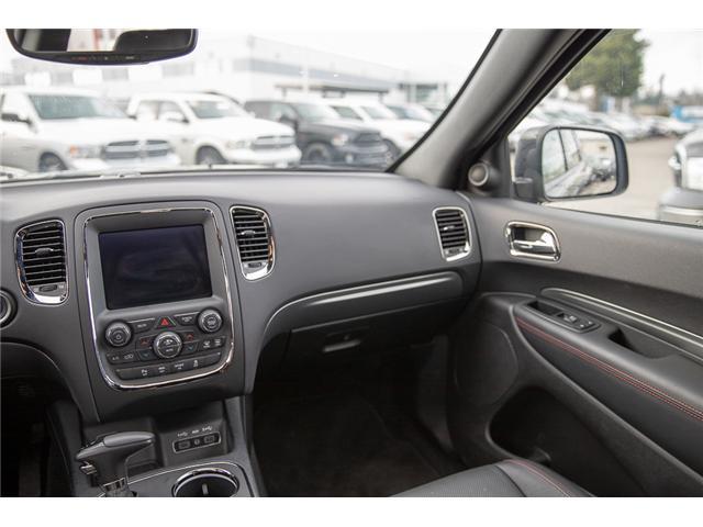 2018 Dodge Durango R/T (Stk: EE900640) in Surrey - Image 13 of 26