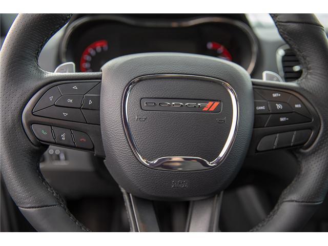2018 Dodge Durango R/T (Stk: EE900640) in Surrey - Image 18 of 26