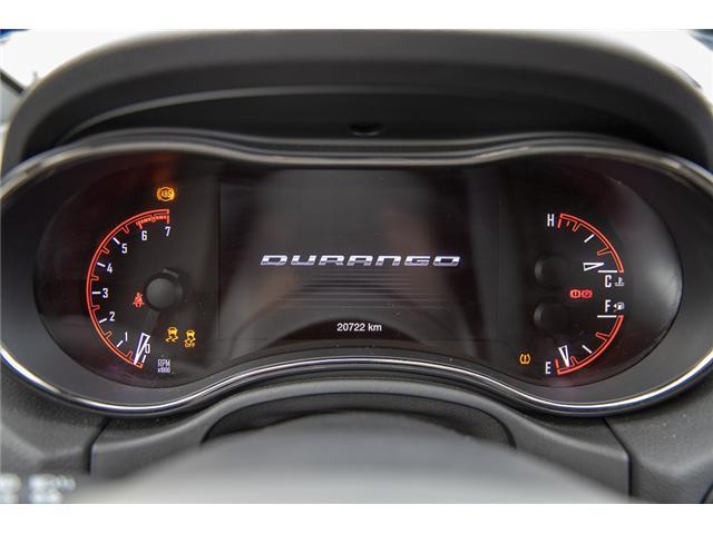 2018 Dodge Durango R/T (Stk: EE900640) in Surrey - Image 20 of 26