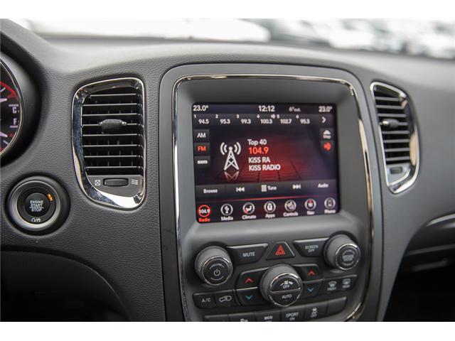 2018 Dodge Durango R/T (Stk: EE900640) in Surrey - Image 21 of 26