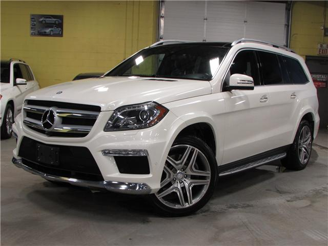 2013 Mercedes-Benz GL-Class Base (Stk: S8763) in North York - Image 1 of 20