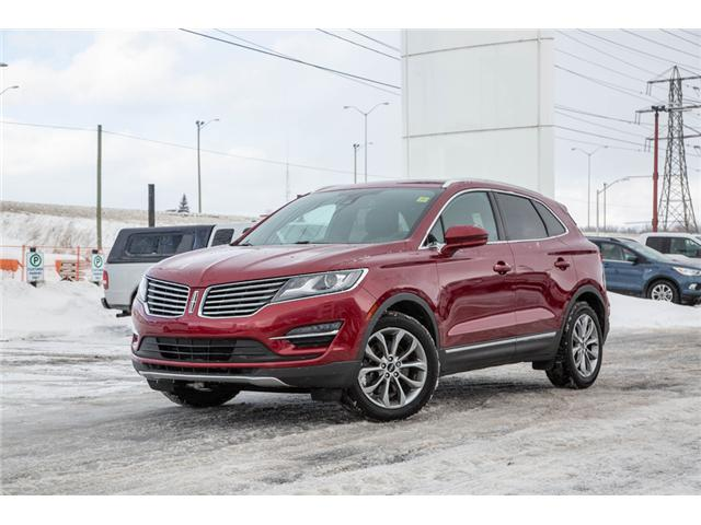 2015 Lincoln MKC Base AWD-LEATHER-NAV-POWER ROOF (Stk: 946910) in Ottawa - Image 1 of 27