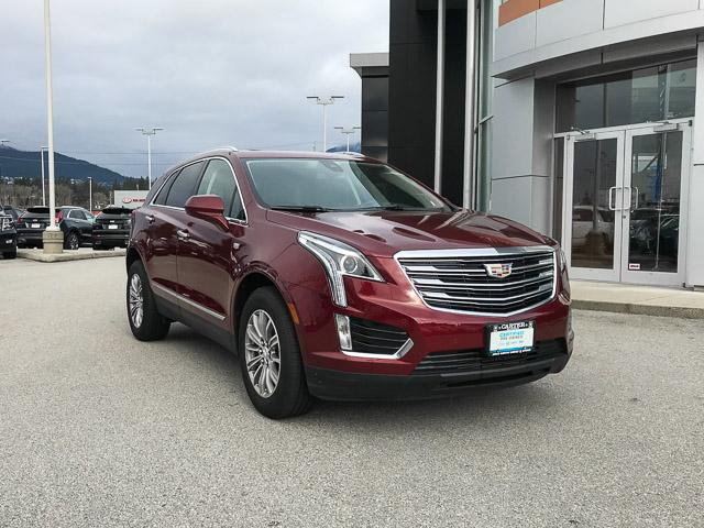 2017 Cadillac XT5 Luxury (Stk: 8D42891) in North Vancouver - Image 2 of 26