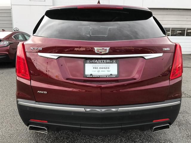 2017 Cadillac XT5 Luxury (Stk: 8D42891) in North Vancouver - Image 14 of 26