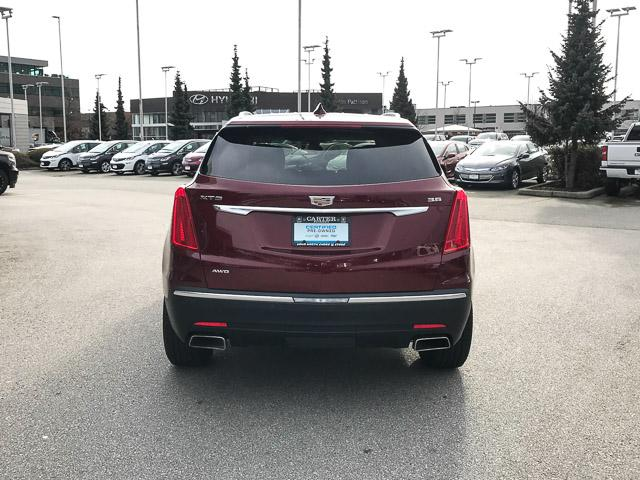 2017 Cadillac XT5 Luxury (Stk: 8D42891) in North Vancouver - Image 5 of 26