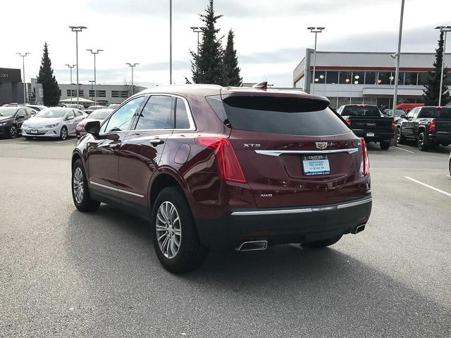 2017 Cadillac XT5 Luxury (Stk: 8D42891) in North Vancouver - Image 6 of 26