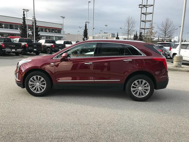 2017 Cadillac XT5 Luxury (Stk: 8D42891) in North Vancouver - Image 7 of 26