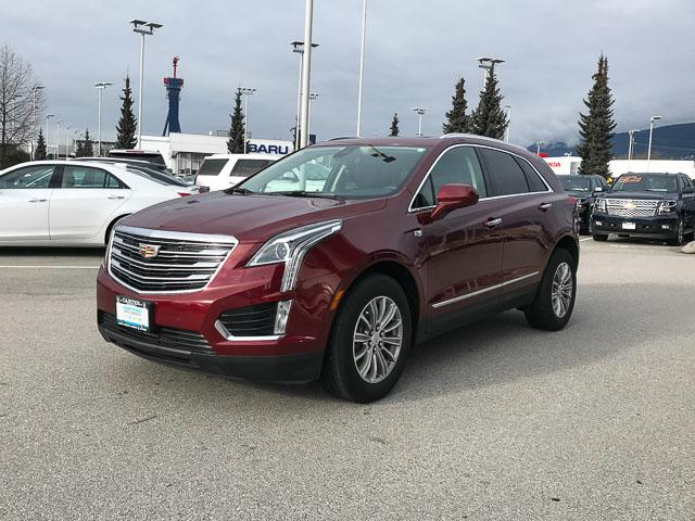 2017 Cadillac XT5 Luxury (Stk: 8D42891) in North Vancouver - Image 8 of 26