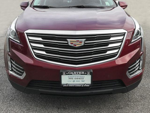 2017 Cadillac XT5 Luxury (Stk: 8D42891) in North Vancouver - Image 10 of 26