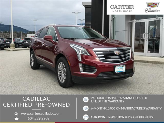 2017 Cadillac XT5 Luxury (Stk: 8D42891) in North Vancouver - Image 1 of 26