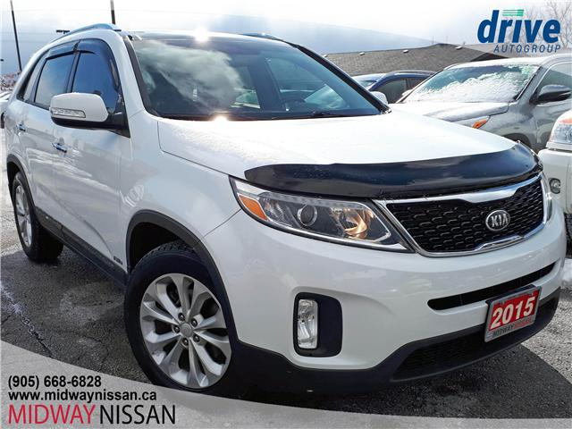 2015 Kia Sorento EX V6 (Stk: KW313245A) in Whitby - Image 1 of 26