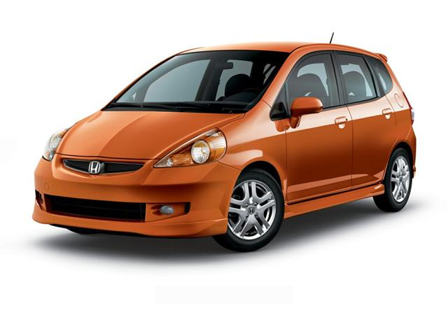 2008 Honda Fit Sport (Stk: P398) in Brandon - Image 1 of 3