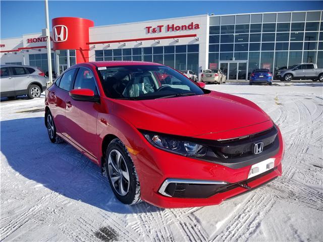 2019 Honda Civic LX (Stk: 2190482) in Calgary - Image 1 of 9