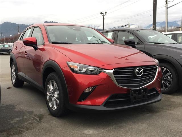 2019 Mazda CX-3 GS (Stk: 9M052) in Chilliwack - Image 4 of 5