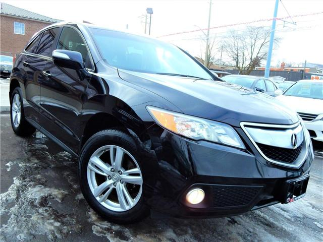 2015 Acura RDX Base (Stk: 5J8TB4) in Kitchener - Image 1 of 26