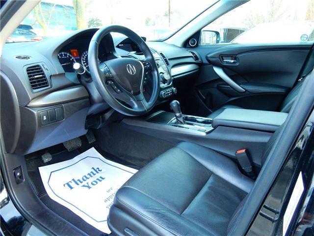 2015 Acura RDX Base (Stk: 5J8TB4) in Kitchener - Image 10 of 26