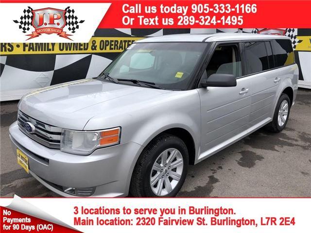 2012 Ford Flex SE (Stk: 46044) in Burlington - Image 1 of 24