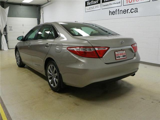 2015 Toyota Camry XLE (Stk: 195031) in Kitchener - Image 2 of 30