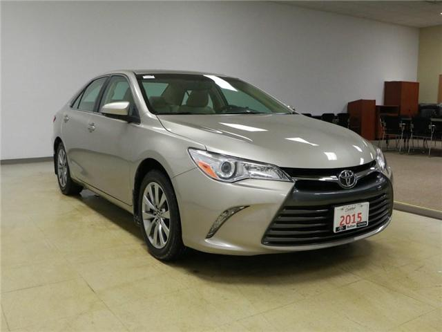 2015 Toyota Camry XLE (Stk: 195031) in Kitchener - Image 4 of 30