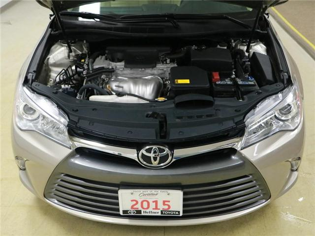 2015 Toyota Camry XLE (Stk: 195031) in Kitchener - Image 27 of 30