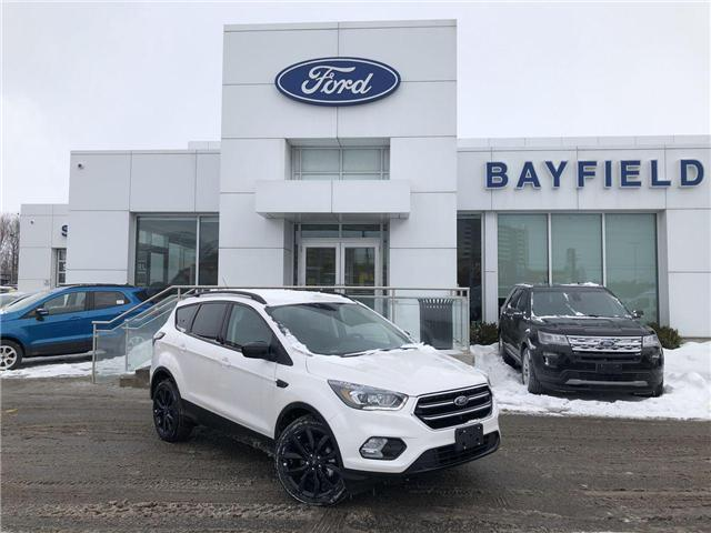 2018 Ford Escape SE (Stk: ES181158) in Barrie - Image 1 of 21