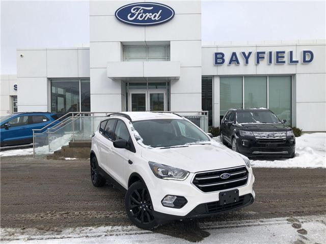 2018 Ford Escape SE (Stk: ES181160) in Barrie - Image 1 of 20