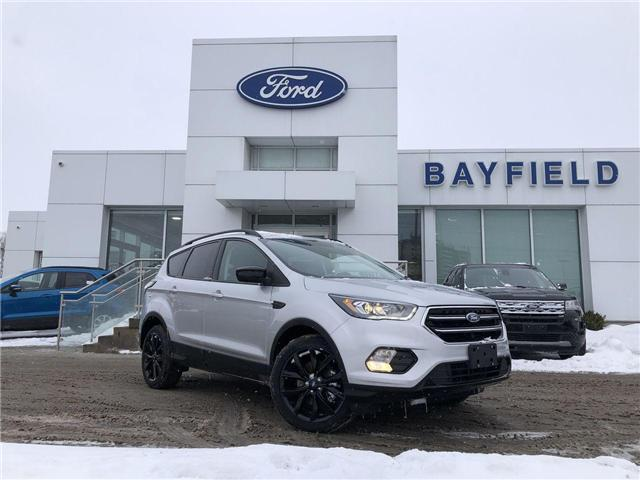 2018 Ford Escape SE (Stk: ES181162) in Barrie - Image 1 of 26