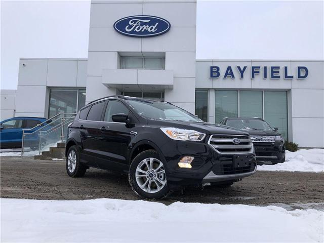 2018 Ford Escape SE (Stk: ES181148) in Barrie - Image 1 of 25