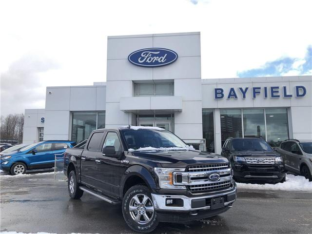 2018 Ford F-150 XLT (Stk: FP181493) in Barrie - Image 1 of 25