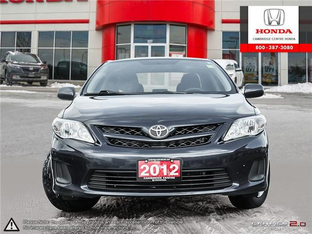 2012 Toyota Corolla S (Stk: 19300A) in Cambridge - Image 2 of 27