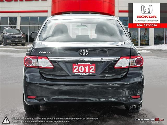 2012 Toyota Corolla S (Stk: 19300A) in Cambridge - Image 5 of 27
