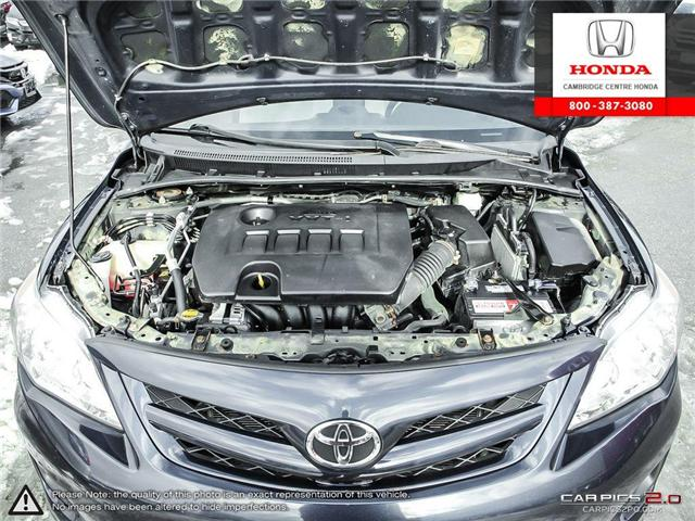 2012 Toyota Corolla S (Stk: 19300A) in Cambridge - Image 8 of 27
