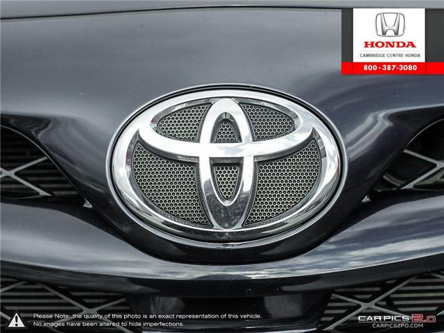 2012 Toyota Corolla S (Stk: 19300A) in Cambridge - Image 9 of 27