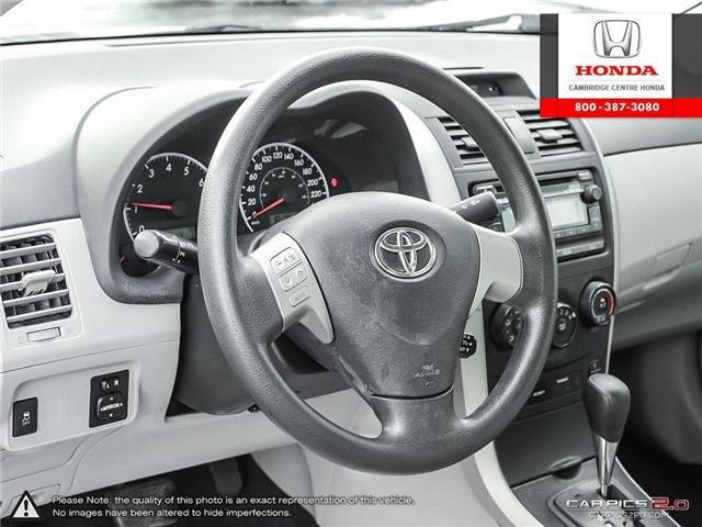 2012 Toyota Corolla S (Stk: 19300A) in Cambridge - Image 13 of 27