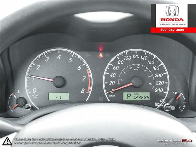 2012 Toyota Corolla S (Stk: 19300A) in Cambridge - Image 15 of 27