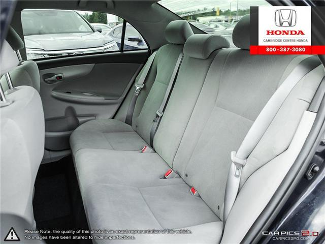 2012 Toyota Corolla S (Stk: 19300A) in Cambridge - Image 23 of 27