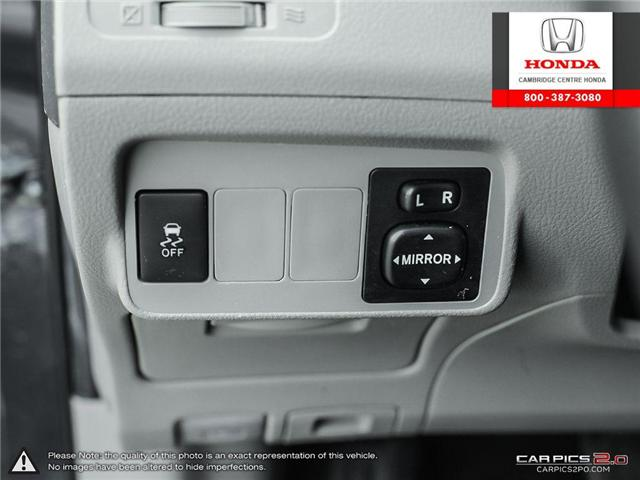 2012 Toyota Corolla S (Stk: 19300A) in Cambridge - Image 26 of 27