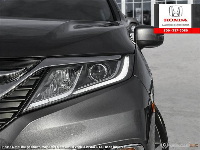 2019 Honda Odyssey EX-L (Stk: 18744) in Cambridge - Image 10 of 23