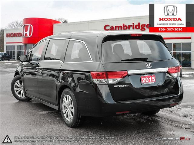 2015 Honda Odyssey EX (Stk: 18702A) in Cambridge - Image 4 of 27