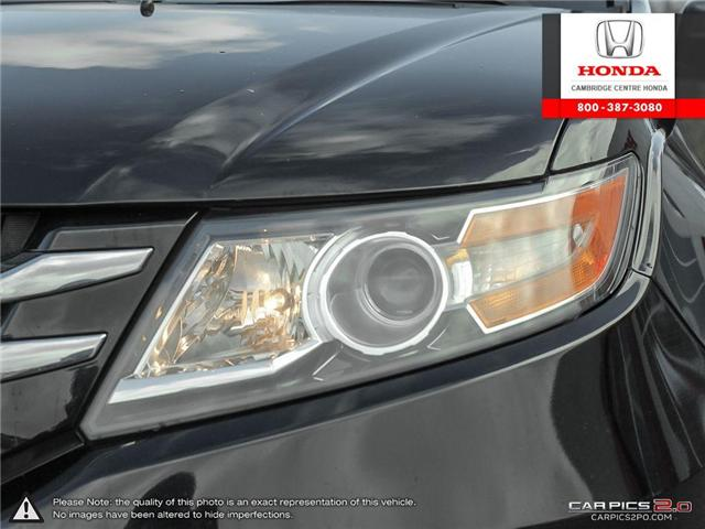 2015 Honda Odyssey EX (Stk: 18702A) in Cambridge - Image 10 of 27